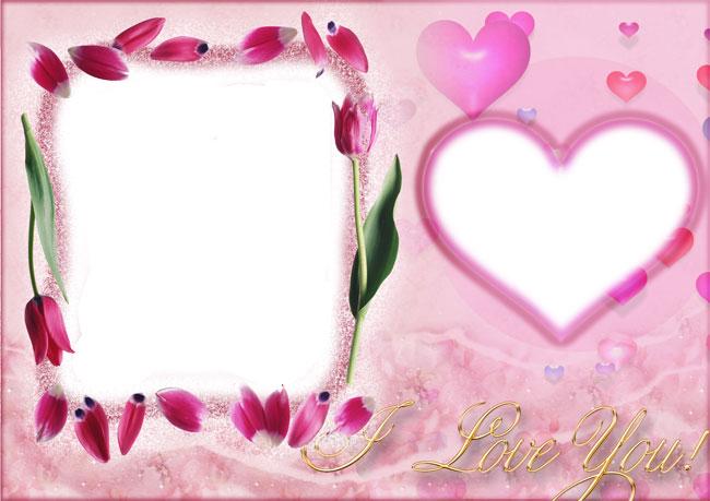 романтическая рамочка